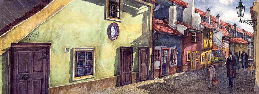 Gouden straat