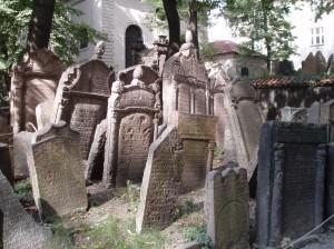 Joodse wijk Praag