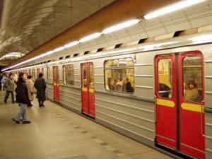 Openbaar vervoer praag