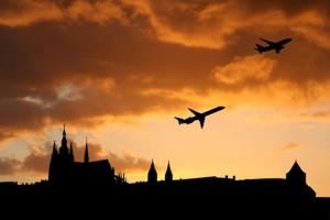 Vliegtickets Praag